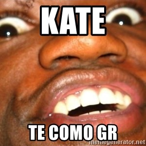 Wow Black Guy - kate te como gr