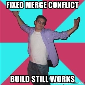 Douchebag Roommate - Fixed Merge ConFLICT BUILD STILL WORKS