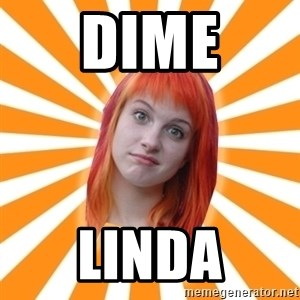 Hayley Williams - dime linda