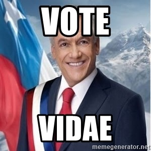 presidente pinera - Vote vidae