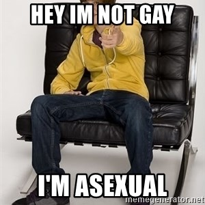 Justin Bieber Pointing - Hey Im Not Gay I'm Asexual