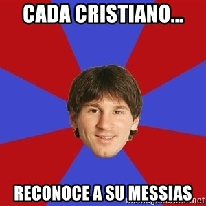 Messiya - cada CRISTIANO... reconoce a su MESSIas