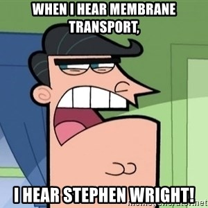 i blame dinkleberg - When I hear membrane transport, i hear stephen wright!