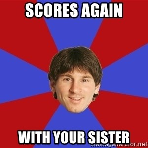 Messiya - SCORES AGAIN WITH YOUR SISTER