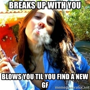 Good Girl Ana - Breaks up with you Blows you til you find a new gf