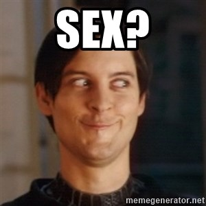 Peter Parker Spider Man - SeX?