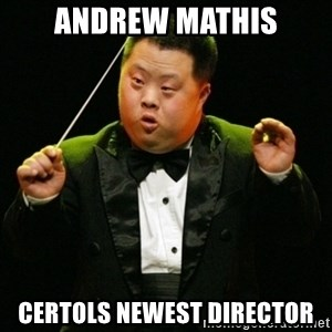 DownSyndrome - Andrew mathis Certols newest Director