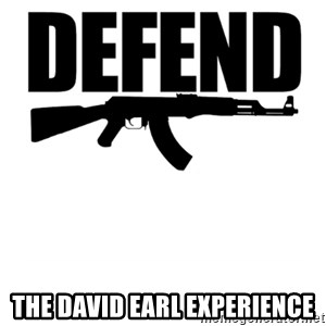 defendpoppunk - The David Earl Experience