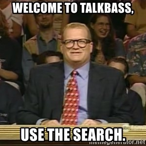 DrewCarey - WELCOME to Talkbass, Use the search.