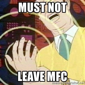 must not fap - must not leave mfc