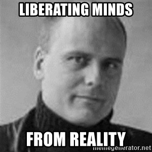 Stefan Molyneux  - liberating minds from reality