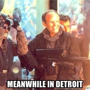 Clarence Boddicker - meanwhile in detroit