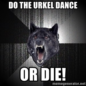 Insanity Wolf - Do the Urkel dance  Or die!