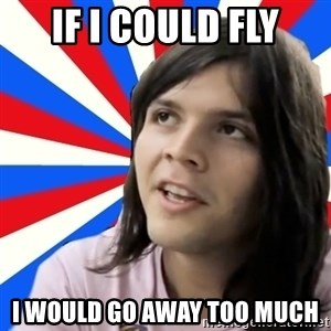 paul-despedida - If i could fly i would go away too much