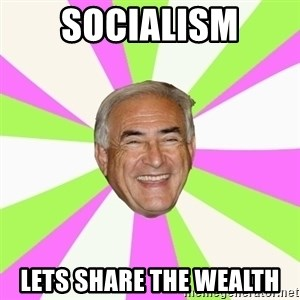 Dsk Generator - socialism lets share the wealth