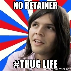paul-despedida - No retainer #Thug life