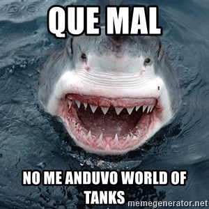 Insanity Shark - que mal no me anduvo world of tanks