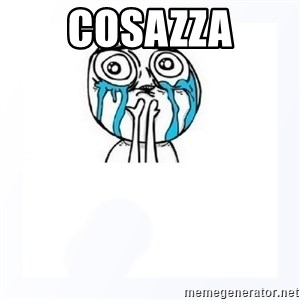 YES YOU CAN - cosazza
