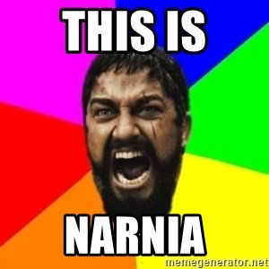 sparta - THIS Is narnia