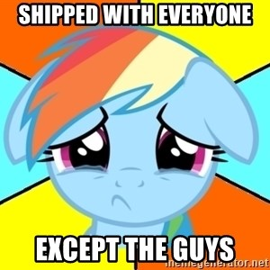 Depression Dash - shipped with everyone except the guys