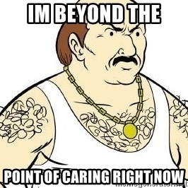 Aqua Teen Carl - im beyond the  point of caring right now