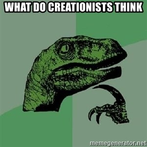 Philosoraptor - what Do creationists think