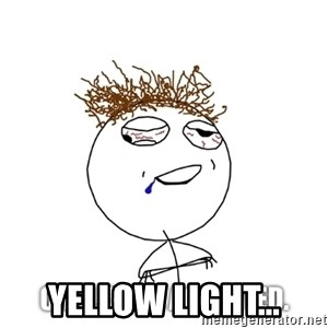 Challenge Accepted drunk - Yellow Light...