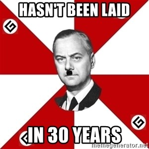 TheGrammarNazi - HASN'T BEEN LAID IN 30 YEARS