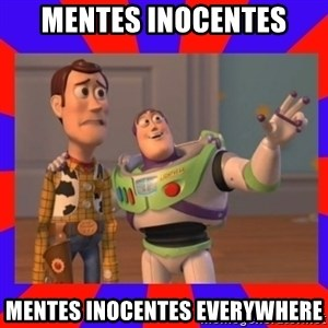 Everywhere - mentes inocentes mentes inocentes everywhere