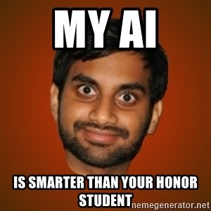 Generic Indian Guy - My ai  is smarter than your honor student