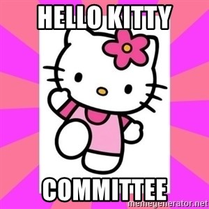 Hello Kitty - HELLO KITTY COMMITTEE