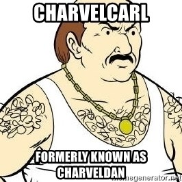 Aqua Teen Carl - Charvelcarl formerly known as charveldan