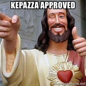 Troll God - KEPAZZA APPROVED