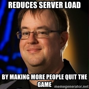 Jay Wilson Diablo 3 - Reduces Server Load By Making more people quit the game