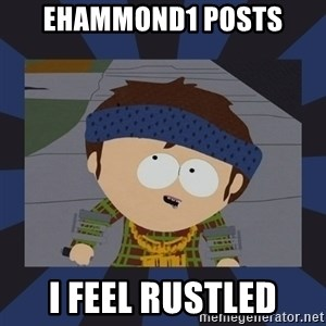 Jimmy south park - ehammond1 posts I feel rustled