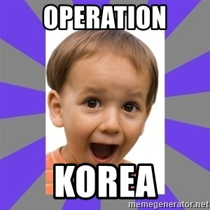 Excited - OPERATION KOREA