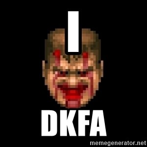 Bloody Doom Guy - i dkfa