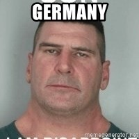son i am disappoint - Germany