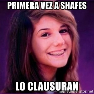 Bad Luck Brianne1 - Primera vez a shafes lo clausuran