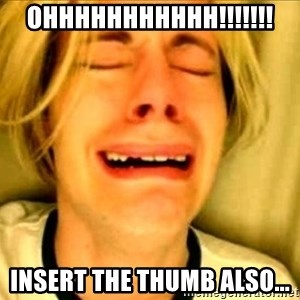 Leave Brittney Alone - Ohhhhhhhhhhh!!!!!!! insert the thumb also...