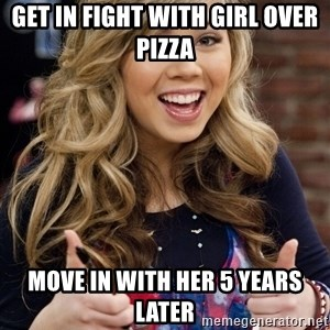 sucess sam puckett - Get in fight with girl over pizza move in with her 5 years later