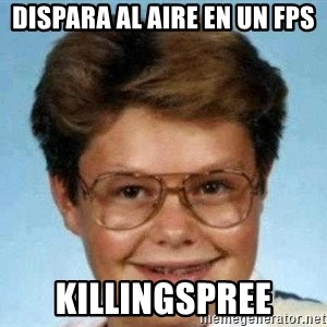 good luck larry hd - Dispara al aire en un fps killingspree