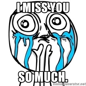 CuteGuy - I Miss you so much.