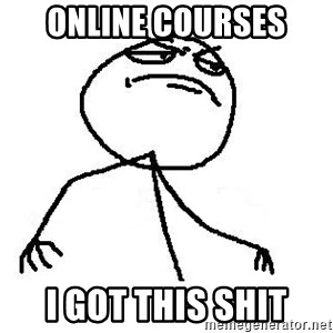 Like A Boss - Online courses i got this shit