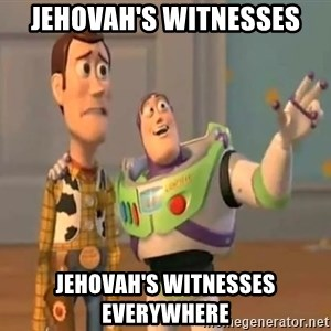 X, X Everywhere  - Jehovah's Witnesses Jehovah's Witnesses Everywhere