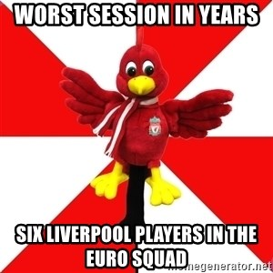 Liverpool Problems - Worst SESSION in years  Six Liverpool players in the EURO squad