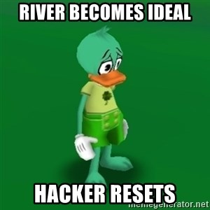 Toontown Problems - river becomes ideal hacker resets