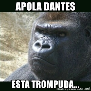 Rustled Jimmies - APOLA DANTES ESTA TROMPUDA...