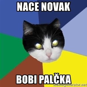 Winnipeg Cat - nace novak bobi palčka