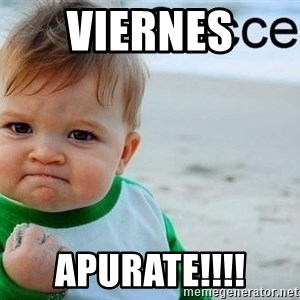 success baby - viernes  apurate!!!!